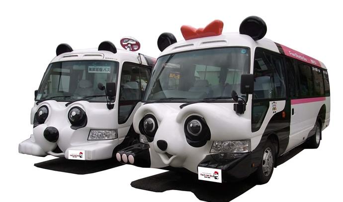 Asakusa Panda Bus