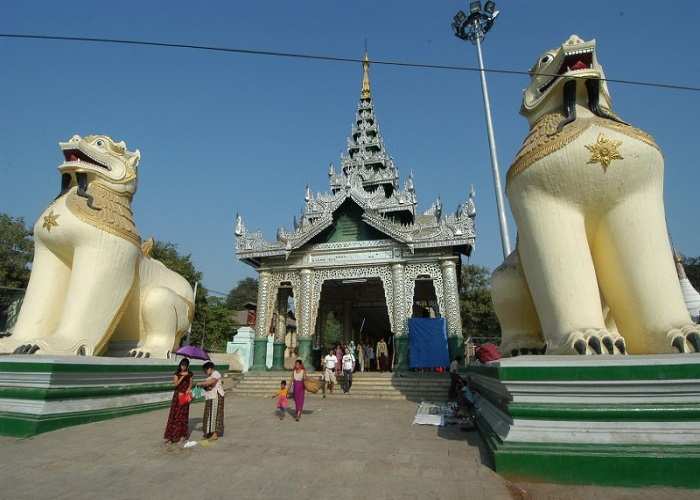 Burma Sagaing (Mandalay) Magical Indochina