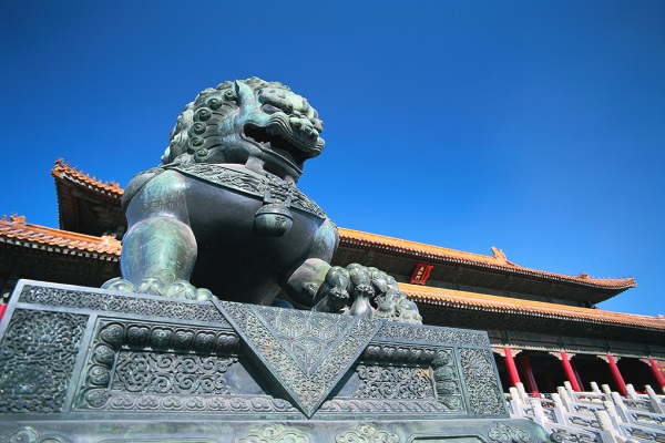 Day tours in Beijing, Visit Forbidden City