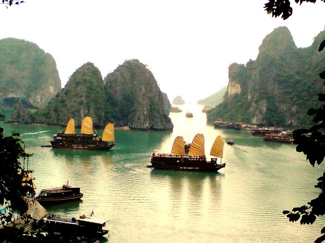 Visit Halong Bay with Magical Indochina